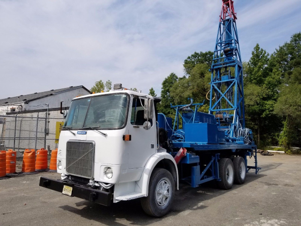 Talon Drilling Company Equipment FOR SALE Failing F-10 WT Drill Rig