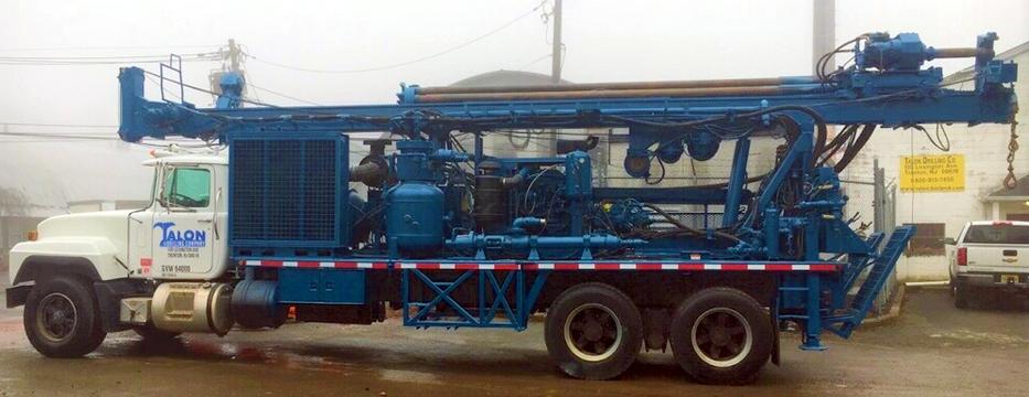 Talon Drilling Company Equipment Mobile B-90
